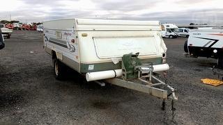 2004 Jayco Swan Outback Caravan ATM 1,144kg Photo