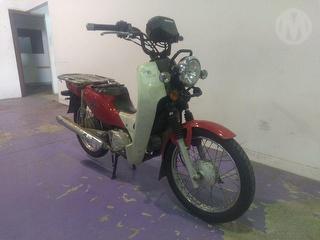 2014 Honda Supercub NBC110BN Motorcycle Photo