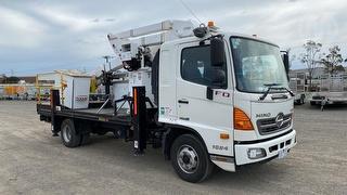 2011 Hino 500 1024 EWP (Truck Mounted) GVM 10,400kg Photo