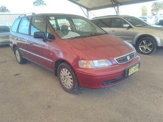 1998 Honda Odyssey 7 Seat Wagon Photo