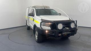 2016 Ford Ranger PX MKII XL 3.2D 4WD 2D Cab Chassis Photo