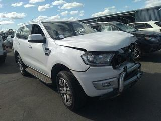 2018 Ford Everest UA Trend 4WD S/Wagon Photo