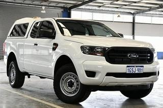 2019 Ford Ranger PX MKIII XL Hi-Rider 2.2D RWD 4D X-cab Chassis Photo