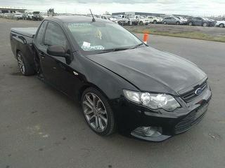 2012 Ford Falcon FG MKII Ute XR6 Cab Chassis Photo