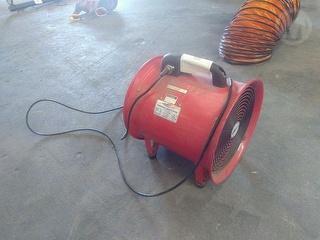 Trademaster Portable Ventilator Photo
