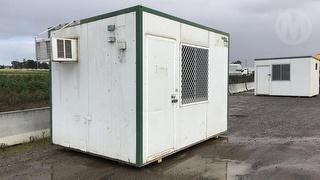 Custom 3.6 X 2.4 Portable Building Photo