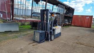 Crown SC4520-35 Forklift (gp) non mobile wont start Photo