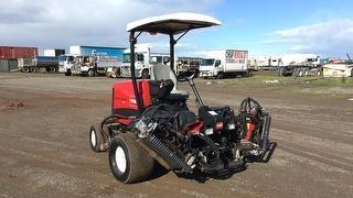 2016 Toro Reelmaster 5510 Mower (Ride on) Photo