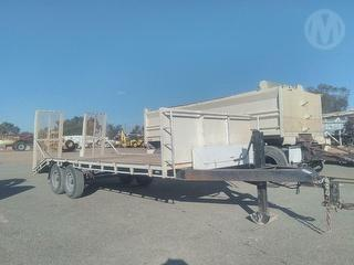 Freighter Plant Trailer Photo