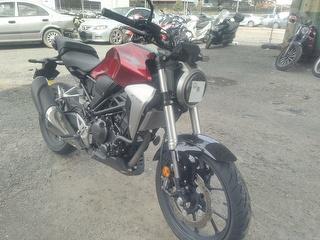 2018 Honda CBF300 Motorcycle Photo