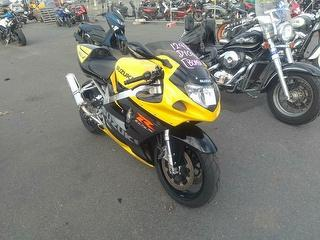 2002 Suzuki Gsxr 750 Motorcycle Photo