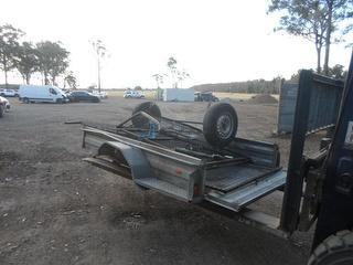 2001 Australiers 8X5 Box Trailer Trailer (Box/Domestic) Located IN Taree, NSW Photo