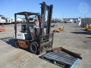 Komatsu FG18T-15 Forklift (GP) Photo