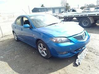 2004 Mazda 3 Maxx Sport Sedan Photo