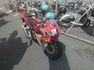 2007 Honda CBR125 Motorcycle Photo