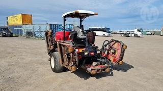 2016 Toro Groundsmaster 4700 Mower (Ride on) Photo