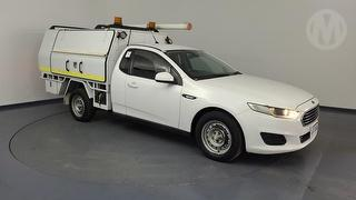 2016 Ford Falcon FG X Ute LPI 2D Cab Chassis Photo