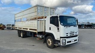 2014 Isuzu FH FVM 1400 Tipper (WA Ex Corporate) GVM 23,000kg Photo