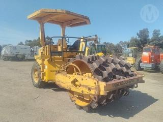 Ingersoll Rand SPF-48 Roller (Compactor) Photo