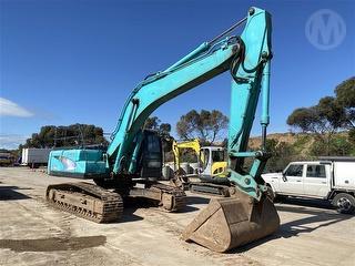 Kobelco SK260 LC-8 Excavator Photo