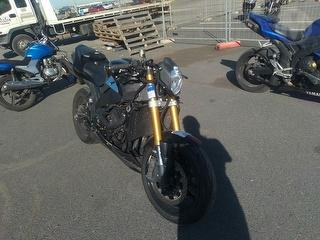 2008 Yamaha YZF-R1 Motorcycle Photo