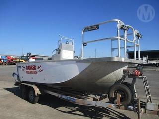 2013 Australian Master Marine 5.9M Boat Photo