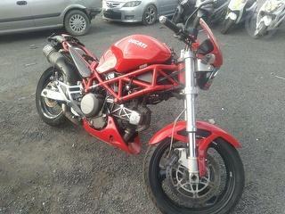 2006 Ducati 618cc M4 Motorcycle Photo