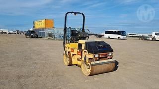 Dynapac CC122 12 Series Roller (Compactor) Photo
