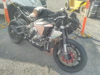 2015 Yamaha YZF R1 Motorcycle Photo