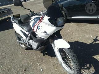BMW 652cc Motorcycle Photo