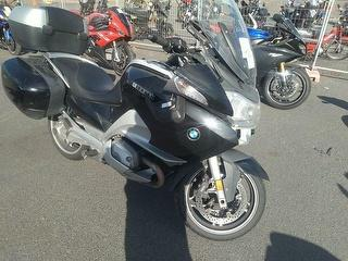 2009 BMW 1200 R1200 RT Road 2 1170 CC Motorcycle Photo