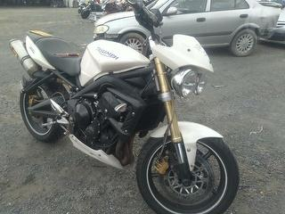 2008 Triumph Street Triple Motorcycle Photo