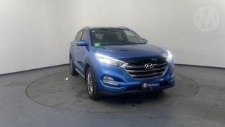 2017 Hyundai Tucson TLE 2.0D Elite 5D S/Wagon Photo