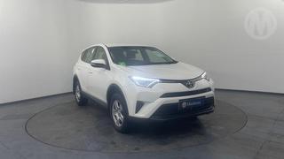 2017 Toyota Rav 4 A4 GX ZSA42R 5D 4x2 Photo