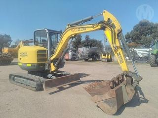 Wacker 50Z3 Excavator Photo