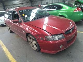 2003 Holden Commodore VY Executive Station Wagon Photo