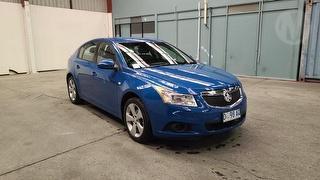 2013 Holden Cruze JH CD 5D Hatch Photo