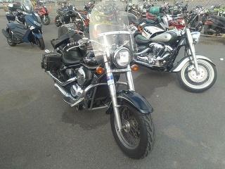 2002 Kawasaki VN800B Motorcycle Photo
