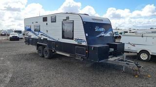 2017 Masterpiece Oasis Caravan ATM 3,500kg Photo