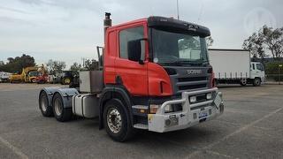2007 Scania P 6X4 Prime Mover GVM 26,500kg Photo