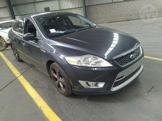 2010 Ford Mondeo MB XR5 Hatch Photo