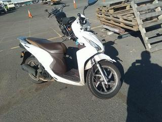 2020 Honda 108cc Motorcycle Photo
