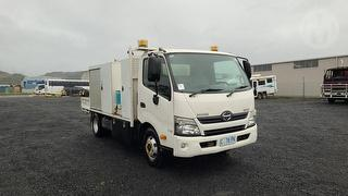 2012 Hino 300 717 Service Truck GVM 6,500kg Photo