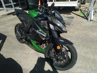 Kawasaki 998cc Motorcycle Photo