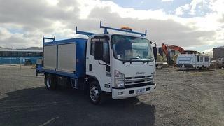 2014 Isuzu NPR300 Medium Premium Service Truck GVM 6,500kg Photo
