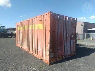 Custom Container Photo