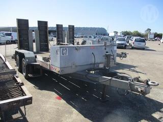 2009 Traymark 4.95M X 1.85M Roller Trailer (Plant) ATM 8,000kg Photo