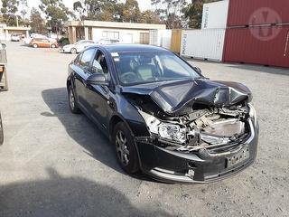 2011 Holden Cruze JG CD Sedan Photo