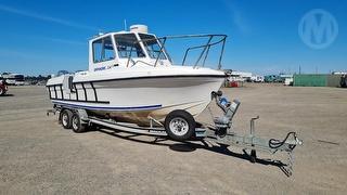 2013 Mackay Trailer (Boat) Photo