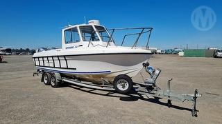 Bass Strait Boat Photo